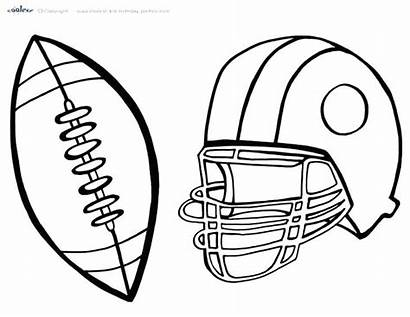 Football Coloring Pages Dame Notre Printable Logos