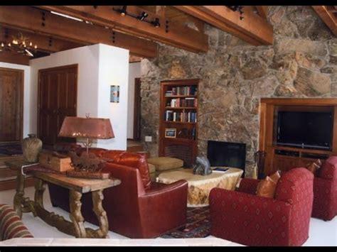 decoracion de interiores de casas rusticas youtube