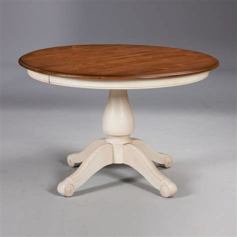 ethan allen round dining table stocktonandco