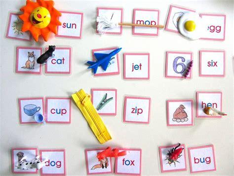 Imontessori Cvc Word Match Printables *freebie*  Language  Pinterest  Pictures, Montessori