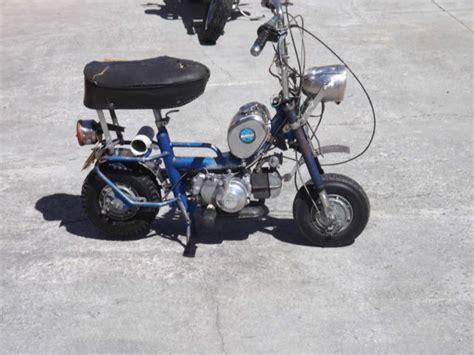 benelli  hornet mini bike
