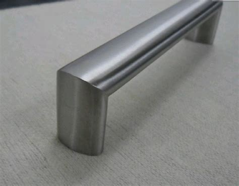 stainless steel handles for kitchen cabinets 96mm elliptic furniture hardware stainless steel drawer