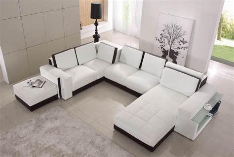salon canapé cuir canape panoramique cuir meilleures images d 39 inspiration