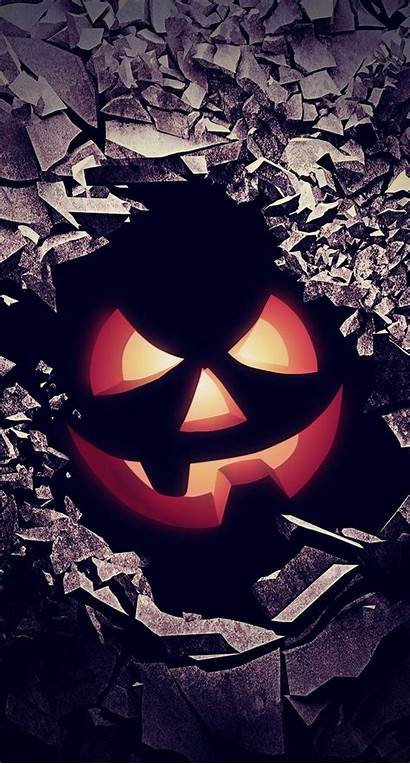 Halloween Iphone Phone Wallpapers Cell Mobile Tjn