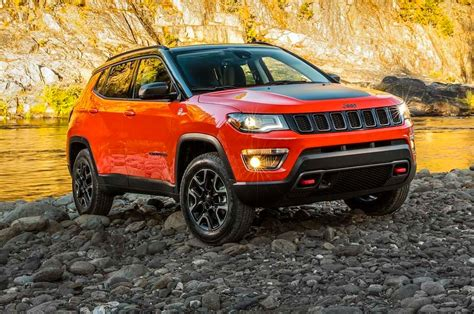 jeep compass all black 2017 2017 jeep compass trailhawk first drive compass finally
