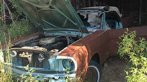 Barn Find 1966 Mustang Convertible