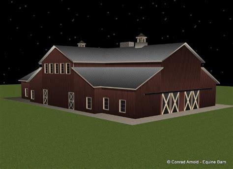 event barn plans design floor plan