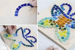 Mosaik Selber Machen : mosaik selber machen bastel ideen mosaiksteine herstellen ~ Orissabook.com Haus und Dekorationen