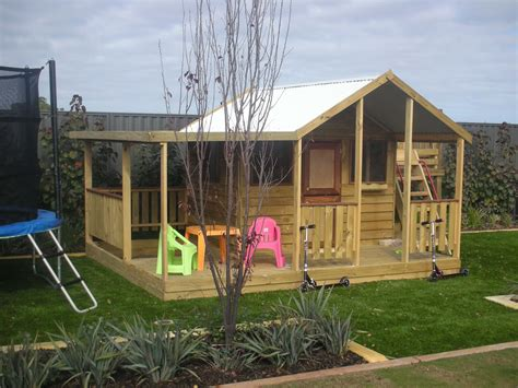 Timber Cubbies, Sheds, Studios & More