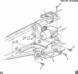 Brake Control Module  U0026 Mounting