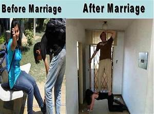 boys vs girls b4 marriage and after marriage | Before ...