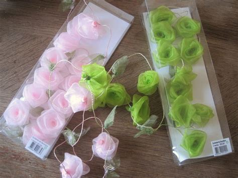 mariage guirlande de fleurs et paniers pour le le de lilasetlescrapbooking