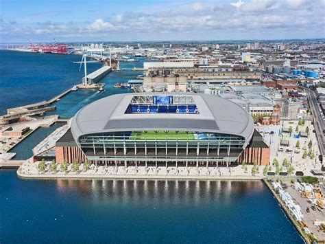 Design changes to 'The Toffees' new venue - Coliseum