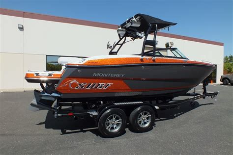 Monterey Boats Apple Valley by New 2018 Monterey 238ss Roswell Surf Edition Just Arrived