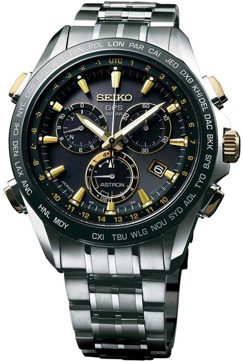 17 Best Images About Seiko Astron Watches On Pinterest