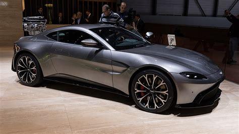 Aston Martin V8 Vantage (2019)