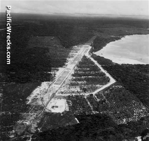 Aerial view westward of Bomber 1 on the Pallikulo ...