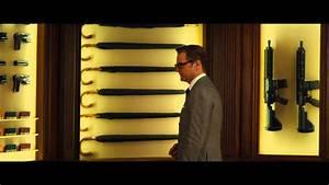 Kingsman: The Secret Service -- Weapons Cache Clip ...
