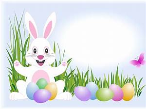 Easter Bunny And Easter Eggs HD Wallpaper | Others Wallpapers
