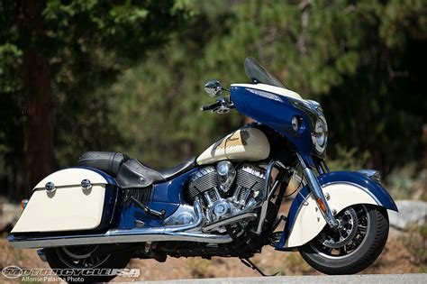2015 Indian Chieftain Comparison Photos