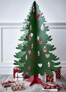 Weihnachtsbaum Basteln Papier : schnelle weihnachtsbastelideen christbaum selber machen ~ A.2002-acura-tl-radio.info Haus und Dekorationen