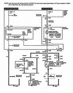 Acura Integra  1994 - 1996  - Wiring Diagrams