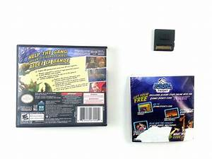 Scooby Doo First Frights Game For Nintendo Ds Complete
