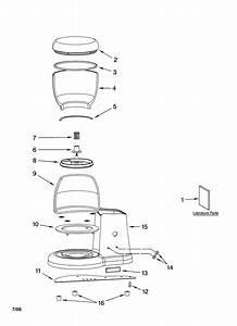 32 Capresso Burr Grinder Parts Diagram