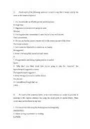 english exercises miscellaneous grammar