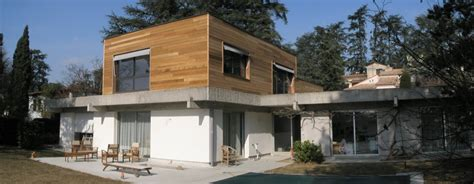 surelevation maison prix m2 sur 233 l 233 vation et r 233 novation d une maison contemporaine 224 romans 26 eric prang 233 architecte