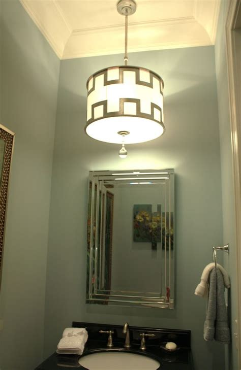 Bathroom Light Fixtures Above Mirror