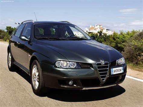 2005 Alfa Romeo 156 Crosswagon