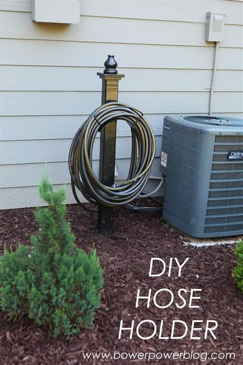 25 best ideas about water hose holder on