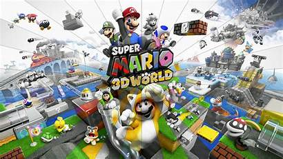Mario 3d Super 4k Nintendo Musume Neo