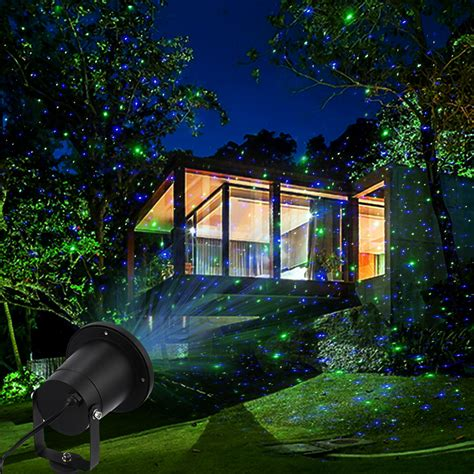 laser lights outdoor decoration lighting