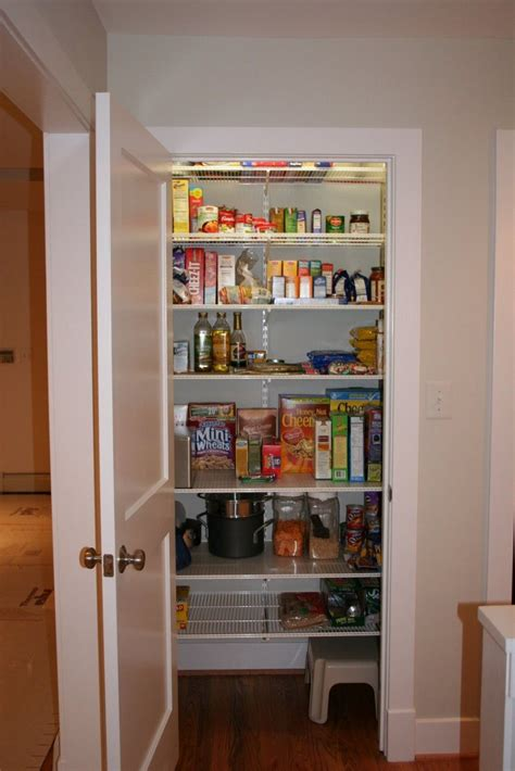 Pantry Shelving Solutions creative pantry shelving systems home shelving ideas