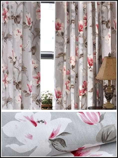 gray and pink curtains silver grey and pink curtains curtains home design