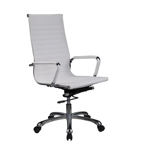 cute desk chairs  perfect  white executive