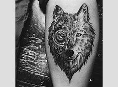 Tatouage Homme Ours Tattoo Art