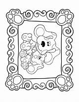 Sprinkles Colouring Clues Nick Jr Print sketch template