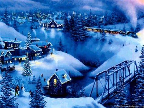 Christmas Screensavers Wallpapers Wallpapers Cave Desktop ...