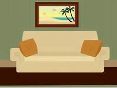 Animated Living Room B...