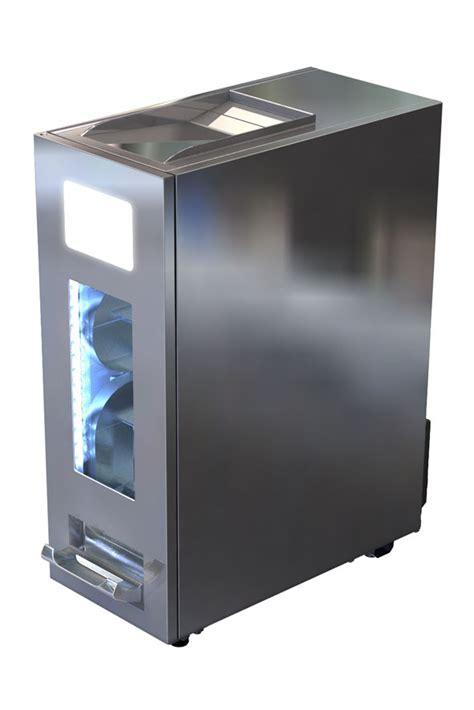Kühlschrank Bunt Günstig by Dosen Dispenser K 252 Hlschrank Edelstahl 30 Dosen 224 500