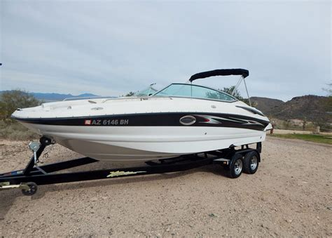 Crownline Boats Light by Crownline 240 Ex 2004 For Sale For 24 990 Boats From