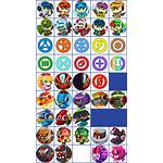 Sheet Mighty Icons Character Pc Spriters Resource