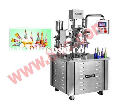 vectorcup  ice cream conecup filling machine  sale pricechina manufacturersupplier