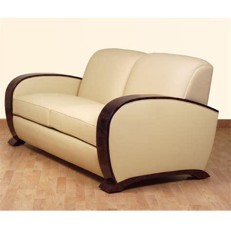 canapé cuir luxe canapes deco 1930 canapé de luxe déco 2 places