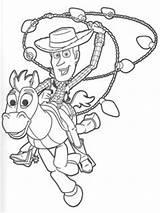Woody Lightyear Ks3 Colorier Bullseye Stinky Pete Fasolmi Dragão Feuilles Patrol Jessie Soloinfantil sketch template