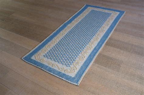 tappeto in cotone 37 tappeto cotone tessuto a rilievo mezza stella