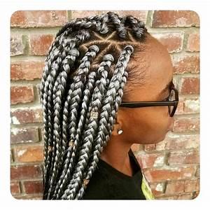 2019 Box Braids Hairstyles For Black Women Braids Hairstyles